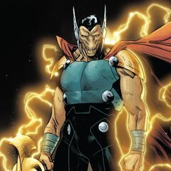 Beta Ray Bill (Korbinite)