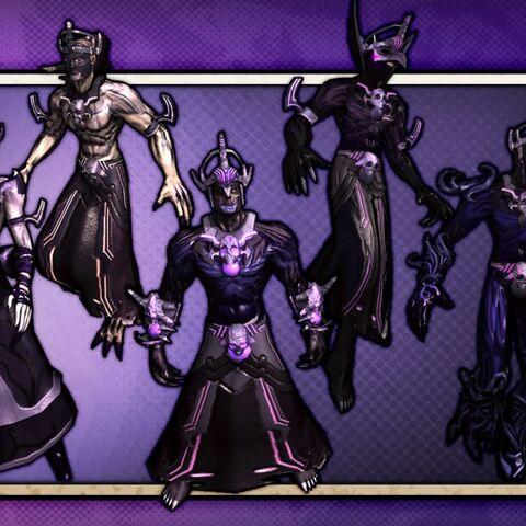 Edomites (Champions Online)
