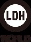 LDH WORLD logo