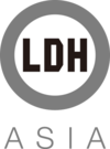 LDH ASIA logo