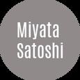 Miyata Satoshi logo