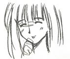 Motoko Original Face