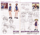 Love hina again 01 booklet 03