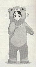 ShinobuBearCostume