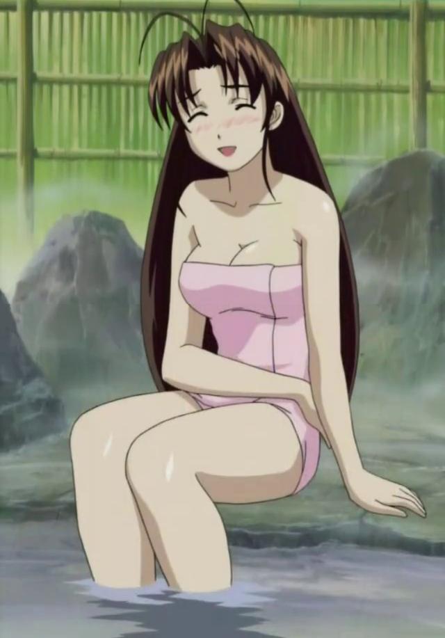 Mitsune love hina dating