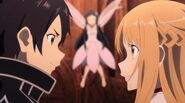 Asuna & Kirito Sword Art Online Ordinal Scale (71)
