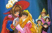 Sakura & Syaoran Promotional Pic (1)