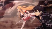 Asuna & Kirito Sword Art Online Ordinal Scale (72)