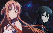 Asuna & Kirito Promotional Pic (16)