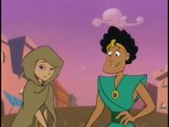 Aliyah-Din & The Prince (4)