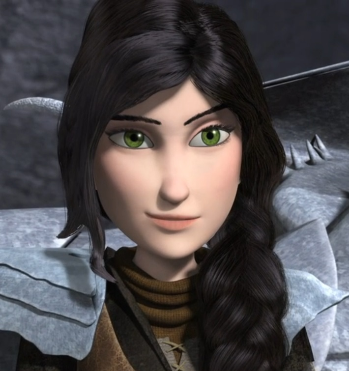 How To Train Your Dragon Girl Images How To Guide And Refrence