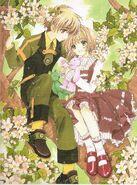 Sakura & Syaoran Manga (1)