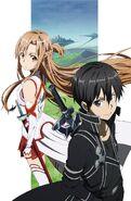Asuna & Kirito Poster (21)