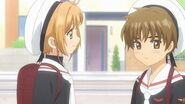 Sakura & Syaoran - Clear Card Prologue (3)