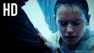 Rey Heals Kylo Ren' The Rise Of Skywalker Clip