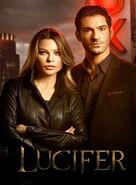 Lucifer & Chloe Poster
