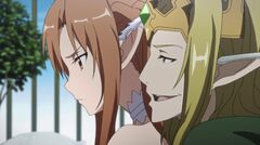 Asuna and Sugou S1E17 (1)