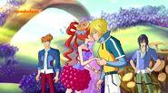 Bloom & Sky Kiss S7E4