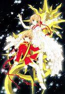 Sakura & Syaoran - The Sealed Card Manga