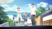 Tomoya, Nagisa & Ushio S2E22 (1)