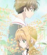 Sakura & Syaoran - Clear Card Prologue (5)