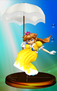Peach Trophy (Smash 2)