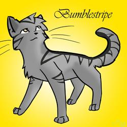 Bumblestripe by 02wildmixy07-d36l3i7
