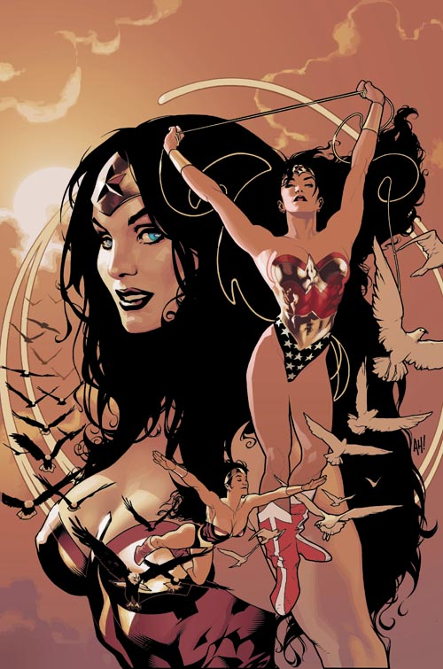 Did batman ever hook up with wonder woman