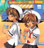Sakura & Syaoran Promotional Pic (13)