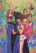 Momoko & Yousuke Poster (5)