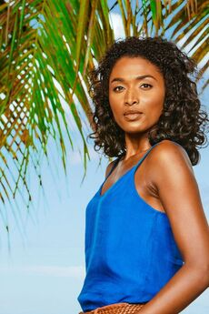 Camille (Death in Paradise)