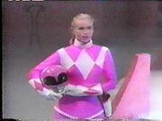 Kat Second Pink Ranger