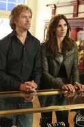 Marty & Kensi (NCIS - Los Angeles)
