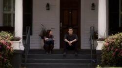 Elena & Stefan Break Up S4E6