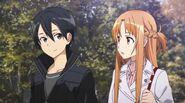 Asuna & Kirito S2E1 (2)
