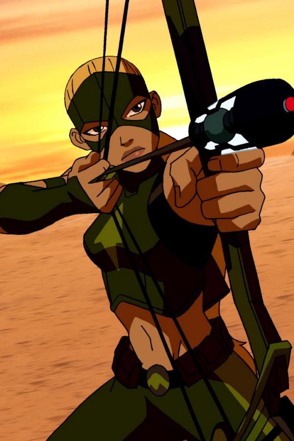 Tigress (Young Justice) | Love Interest Wiki | FANDOM ...