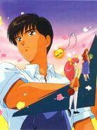 Momoko & Yousuke Poster (8)