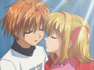 Lucia & Kaito Kiss Attempt S1E44