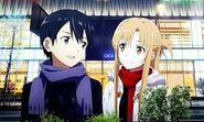 Asuna & Kirito Poster (14)