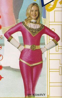 Kat-the-zeo-pink-ranger - answer game zeo