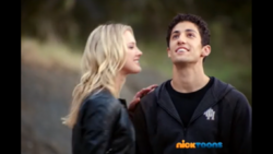 Gia and Jake Super Megaforce last scene