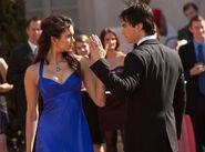 Elena & Damon Promotional Pic (7)