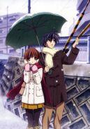 Tomoya & Nagisa Winter