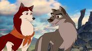 Balto & Jenna - Balto II - Wolf Quest (10)