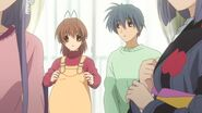 Nagisa pregnant