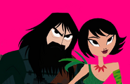 Jack and ashi best badass couple ever by nikki1975-db9koyg