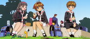 Sakura & Syaoran Promotional Pic (7)