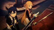 Asuna & Kirito Sword Art Online Ordinal Scale (7)