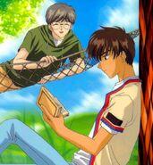 Toya & Yukito Poster