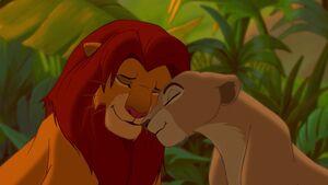 Simba & Nala